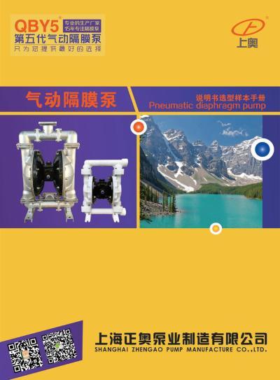 上海正奥泵业制造有限公司-在线样本,点击浏览